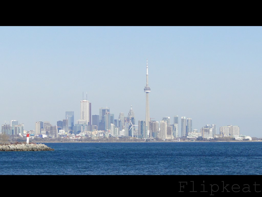 Toto We\'re Not In Kansas Anymore - Toronto Skyline | Flickr