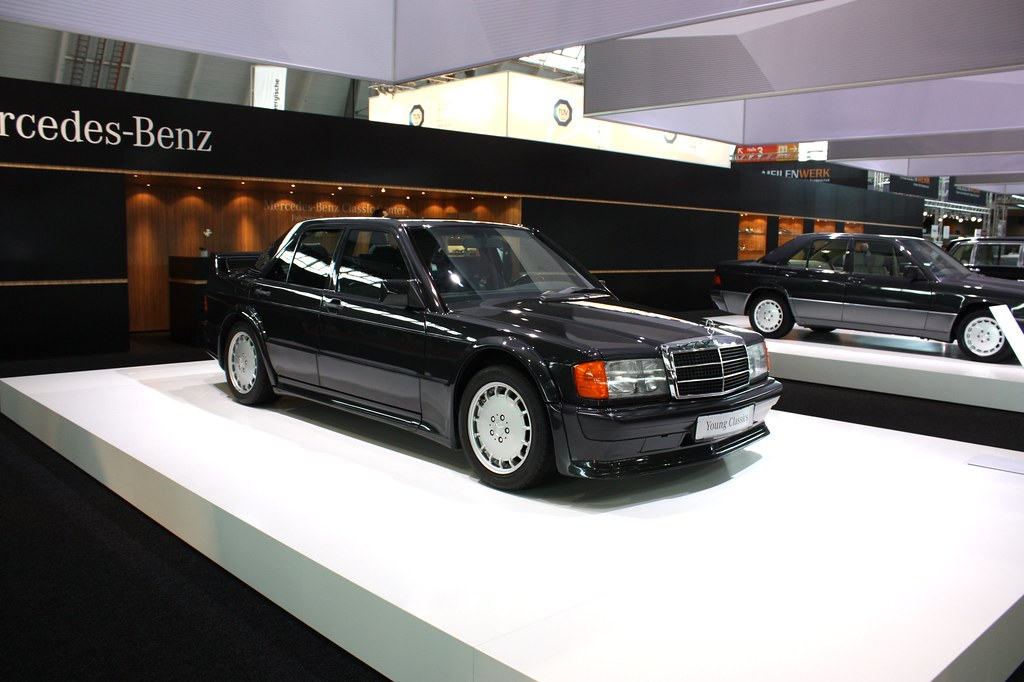 Mercedes benz 190e with 2 3 16 cosworth engine w201 for Mercedes benz 190e cosworth