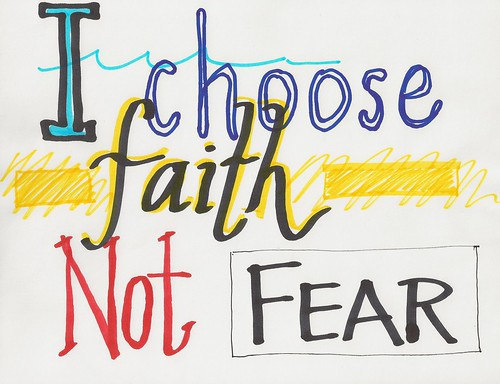 FaithNotFear | by WiseWellWoman