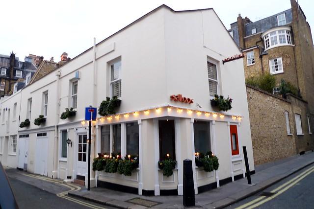 Restaurants Near Knightsbridge London