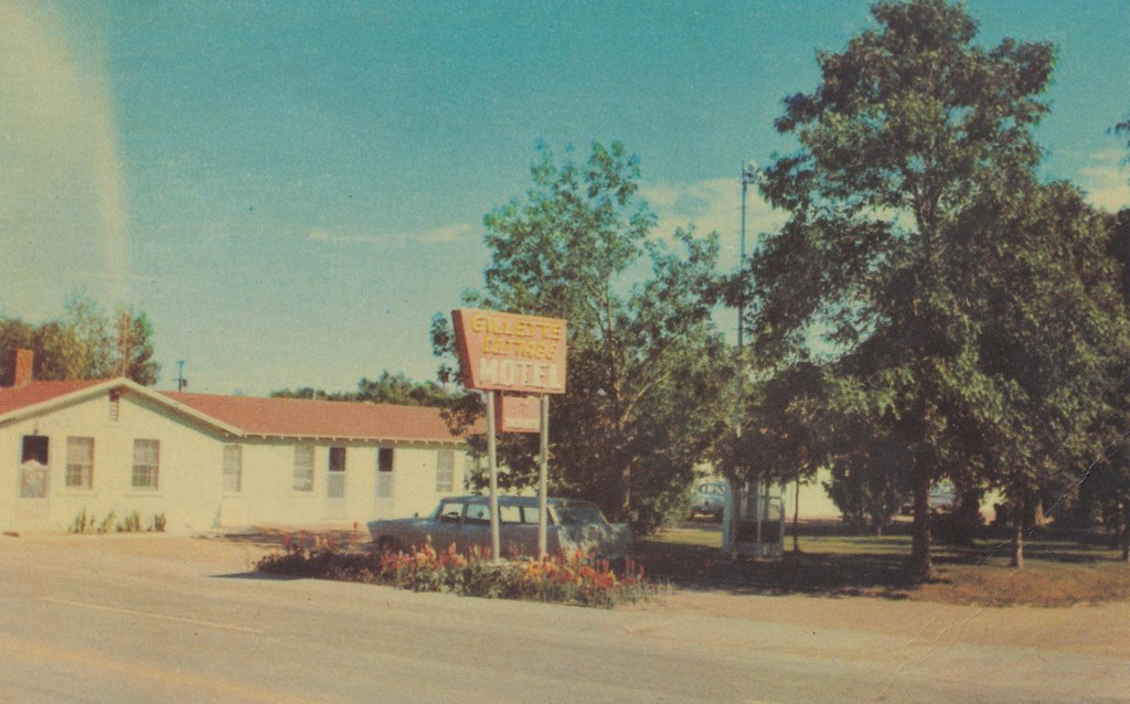 Gillette Cottage Motel - Gillette, Wyoming