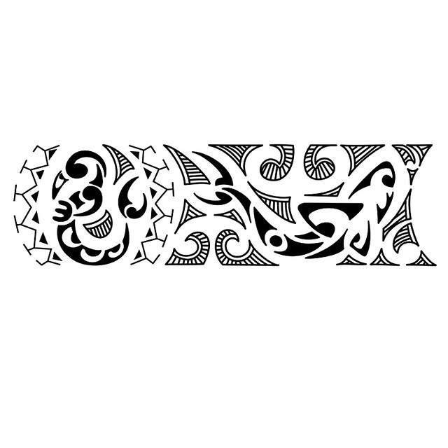Populares Bracelete kirituhi Maori Tattoo Polinesia.mais de 2000 des… | Flickr ON11