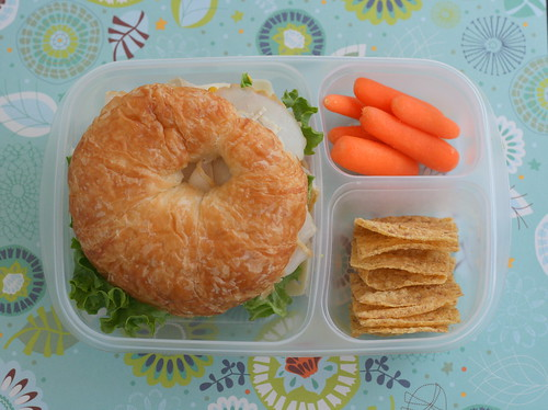 easylunchboxes croissant lunch | by anotherlunch.com