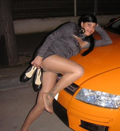 women pantyhose Spanish in