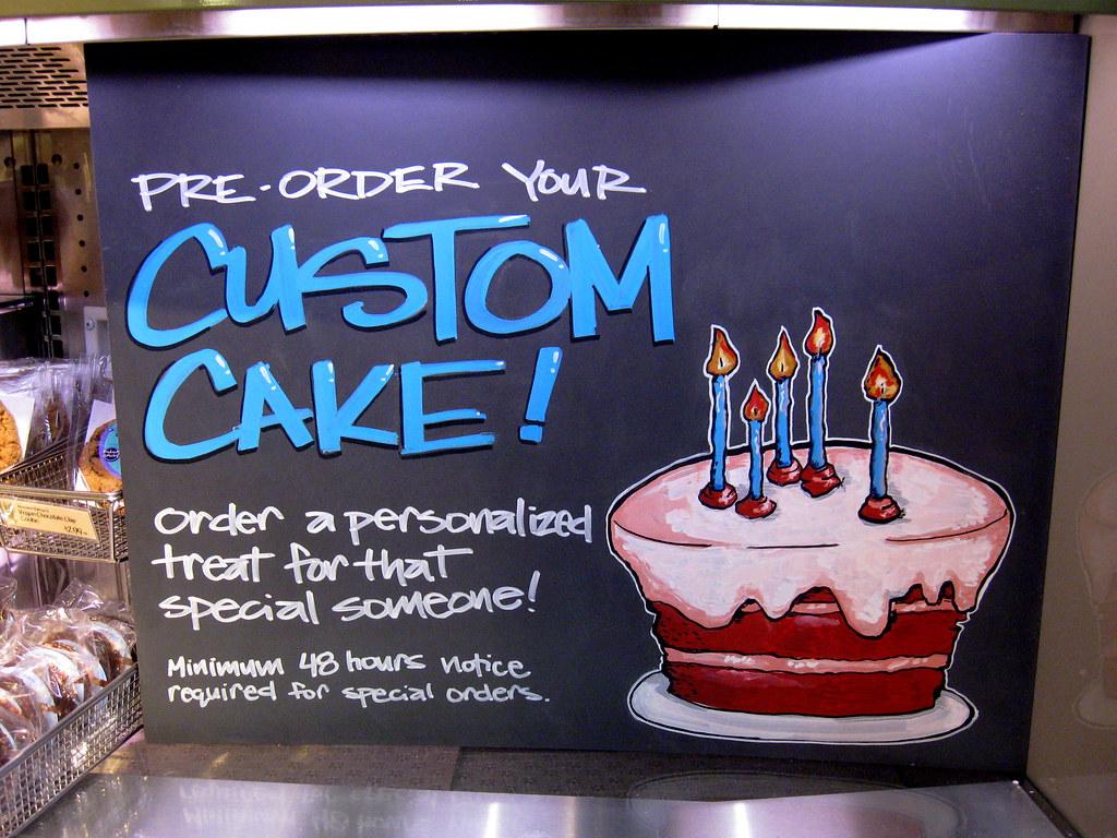 Pleasant Tan Custom Cake Store Artist Lauren Moon Whole Foods Ma Flickr Personalised Birthday Cards Rectzonderlifede
