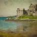 Eilean Donan Watercolor