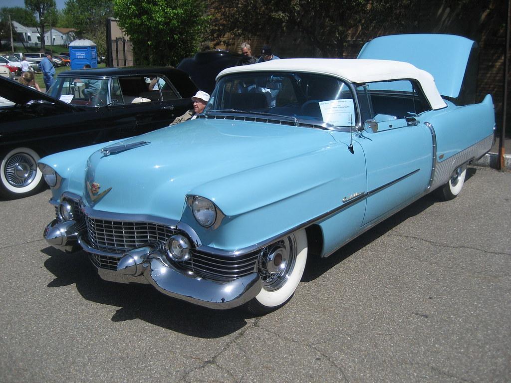 1954 Cadillac Eldorado Convertible Seen At The Autism Proj Flickr El Dorado By Sotlcc