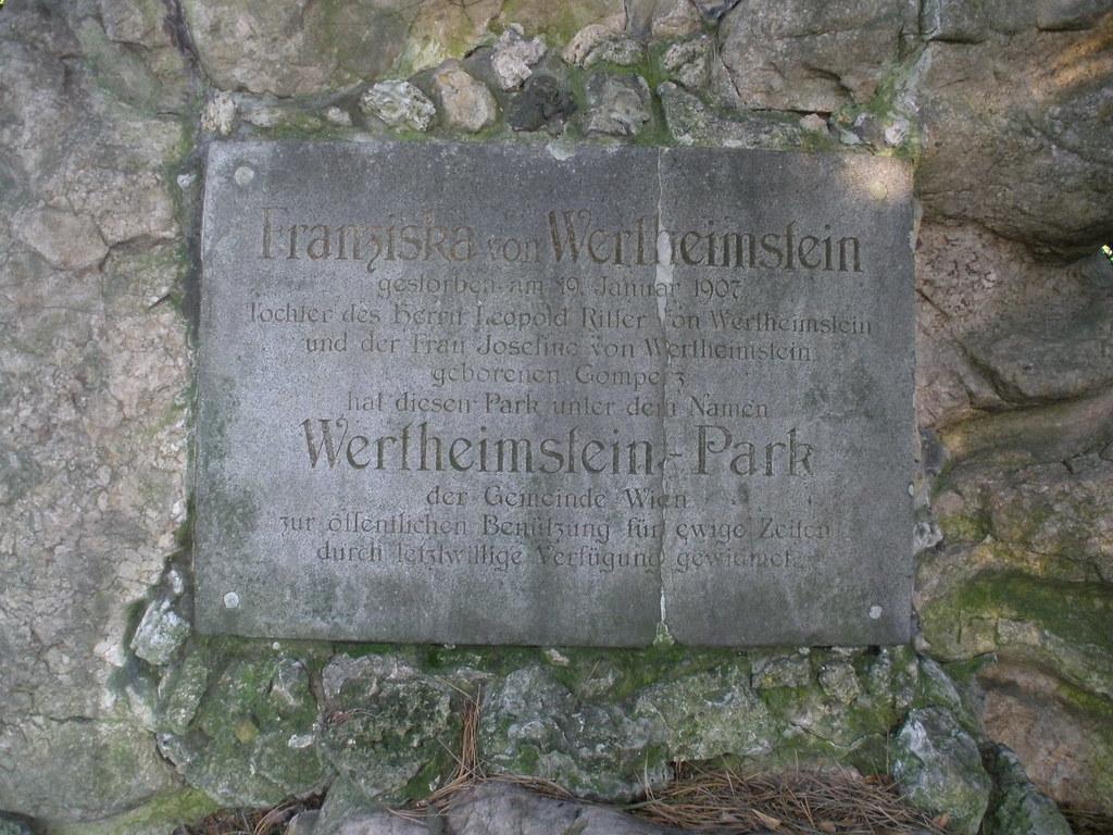 Wertheimstein park