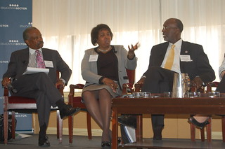 Valerie Wilson of Brown University describes what she has learned partnering with other HBCUs. | by EducationSector