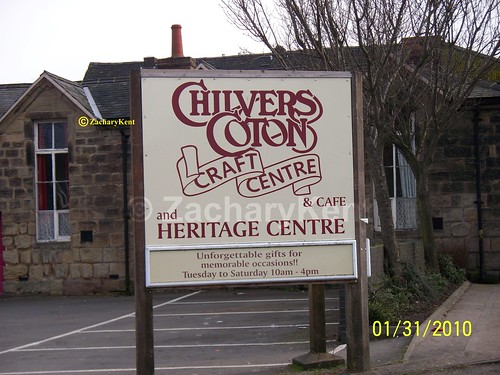 Chilvers Coton Craft Centre Nuneaton