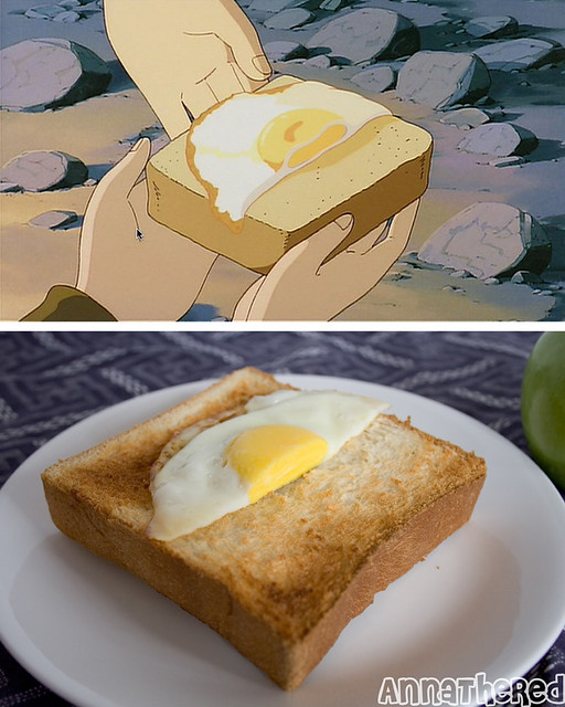 Ghibli feast #3: Laputa, Castle in the Sky