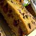 raspberry pistachio teacake