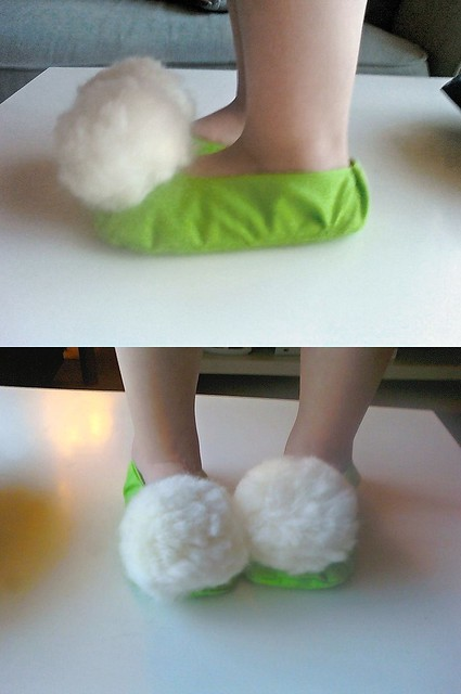 Tinkerbell Dress Up Shoes