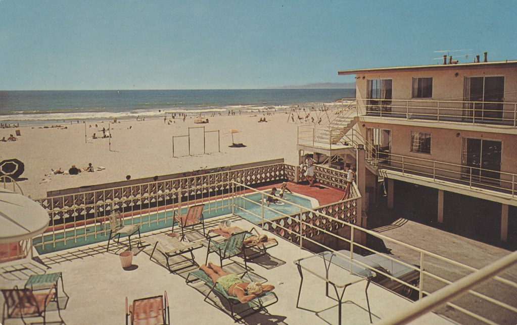 Sea Sprite Apt. Hotel - Hermosa Beach, California