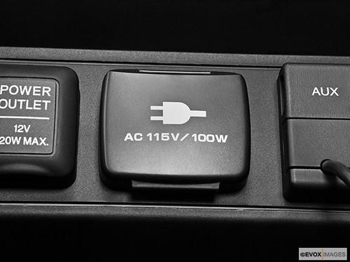 2019 Honda Civic 12 V Power Outlet Location