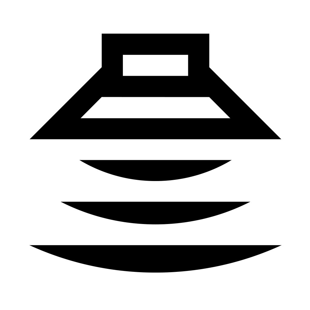 Visual Similie Symbol Icon Echoes - Loudspeaker Transducer… | Flickr