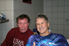 Tom Lyons and Ed Gaulrapp