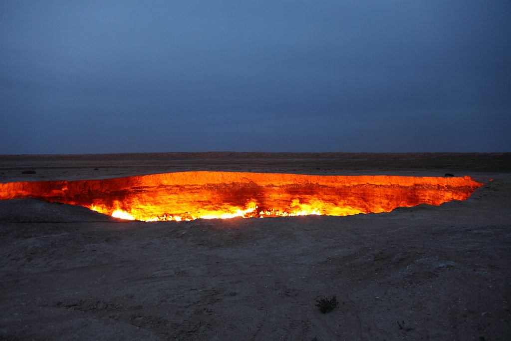Hell on Earth? Is the REAL location of the Ancient Underworld Right in Front of Us?