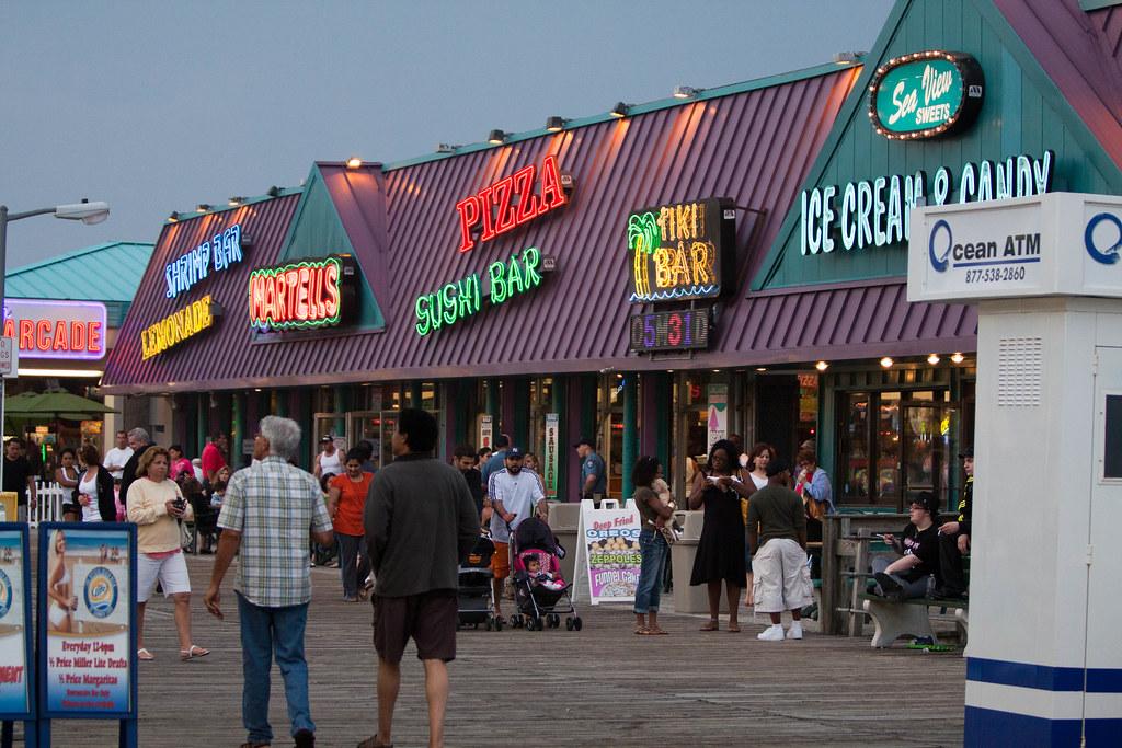 Point Pleasant Beach Boardwalk Jim Flickr