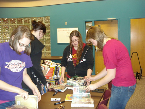 Library Teen Advisory Board Volunteers | by Rapid City Public Library