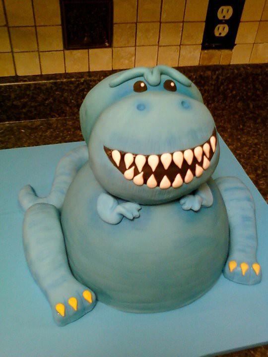 T Rex Dinosaur Cake T Rex Dinosaur Cake Misty Rouse