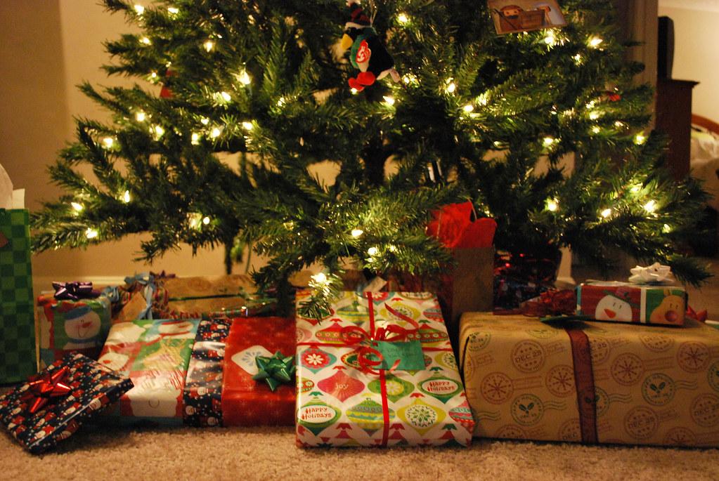 presents under the tree | Katie | Flickr