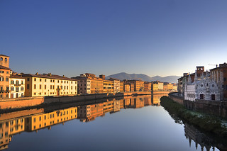 Arno / Pisa | by baswallet