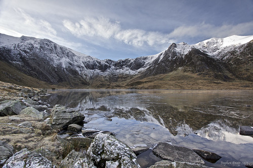 Y Garn from Cwm Idwal | by InShot Images