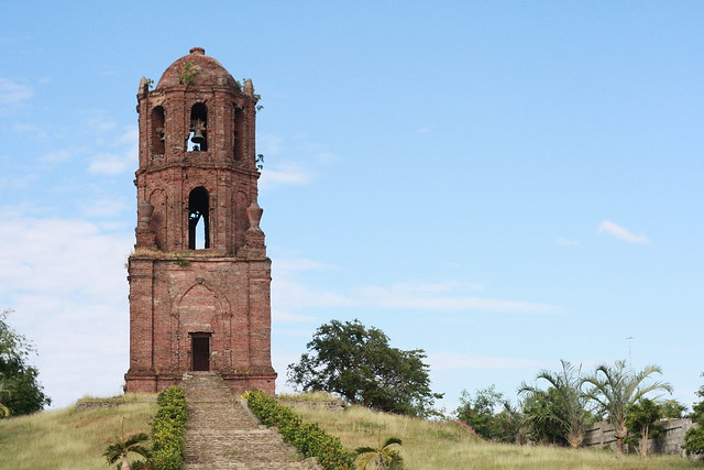 bell tower of bantay