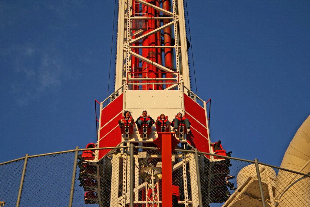 Stratosphere Tower Big Shot