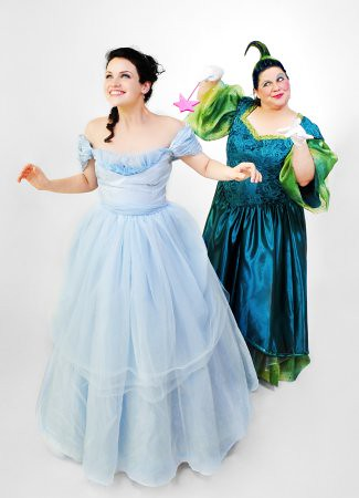 Cinderella (Tri-Valley Repertory Theatre) | by Contra Costa Times