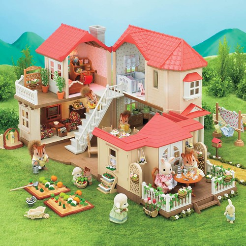 Sylvanian Families: City House w/ Lights!   This one shows ...