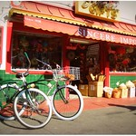 China Town Los Angeles California