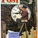 1945- Clock Repairman - By Norman Rockwell
