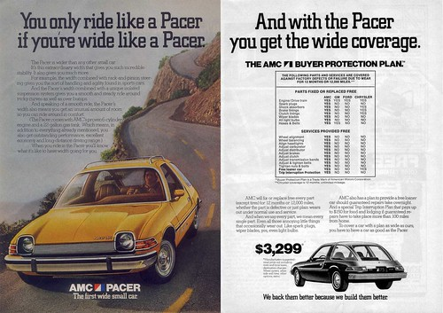 ad amc pacer 1975-3 | by Brazilian Guy Pacer