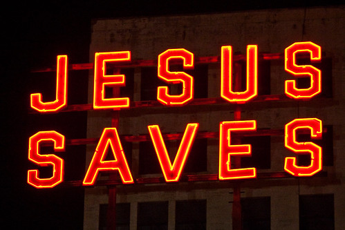 Jesus Saves, Plate 3 | by Thomas Hawk