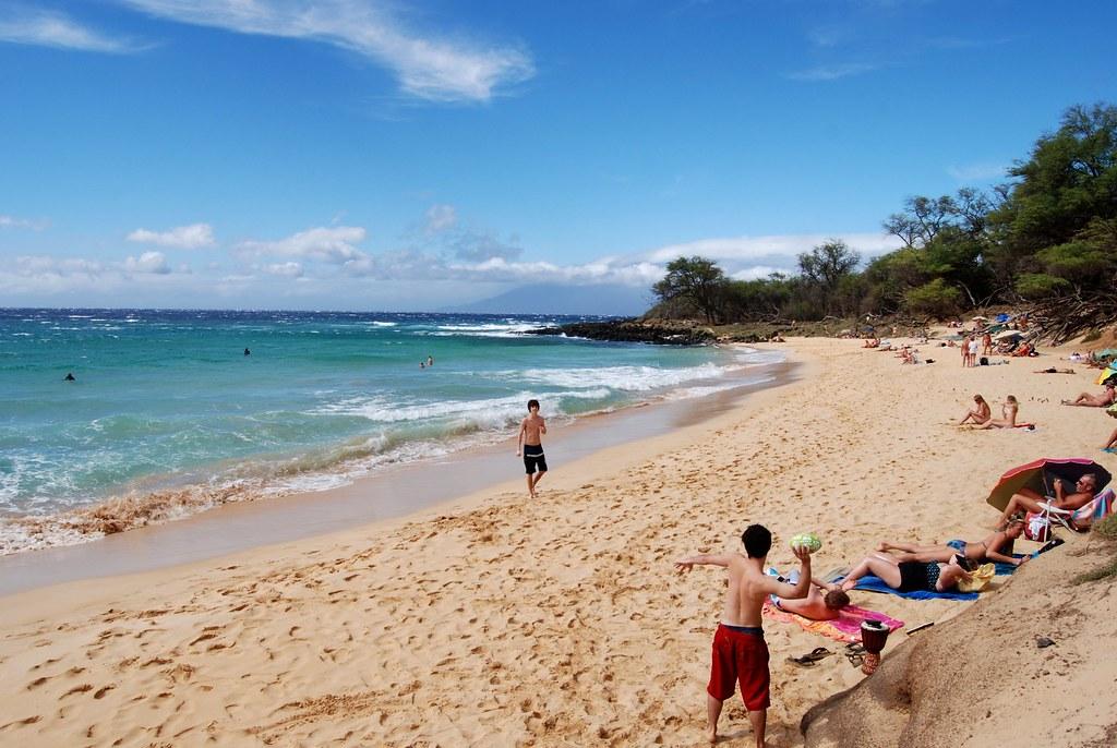 Maui beaches nude Nude Photos 81