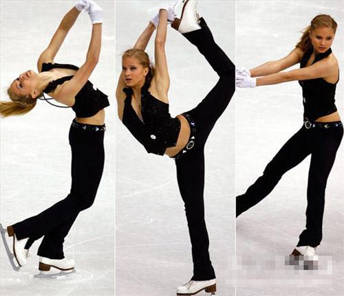 Irina Movchan,Figure Skating (Ukran)   vinzine.com ...