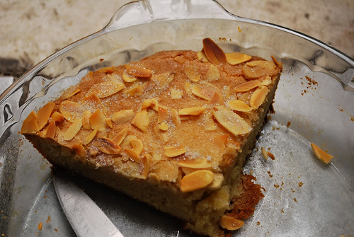 Butter Almond Cake | by goingslowly