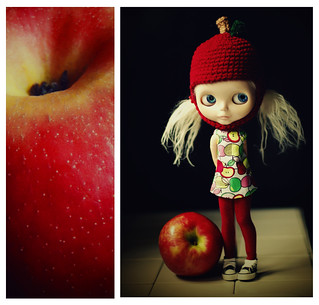 Litte Red Apple - 248/365 ADAD - 10/52 WB | by Shannon_Taylor