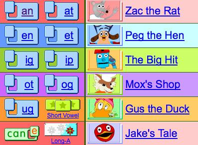 Starfall   Screenshot - www.starfall.com/n/level-a/learn