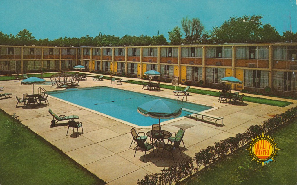 Quality Motel South - Chattanooga, Tennessee