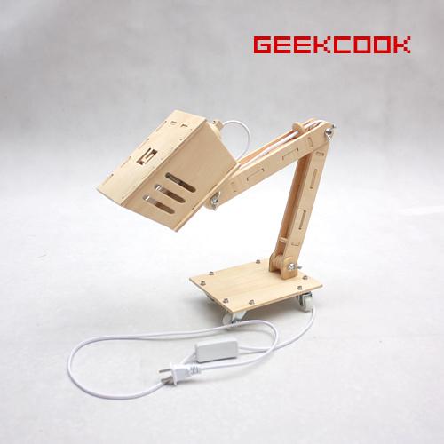 DIY Desk Lamp I