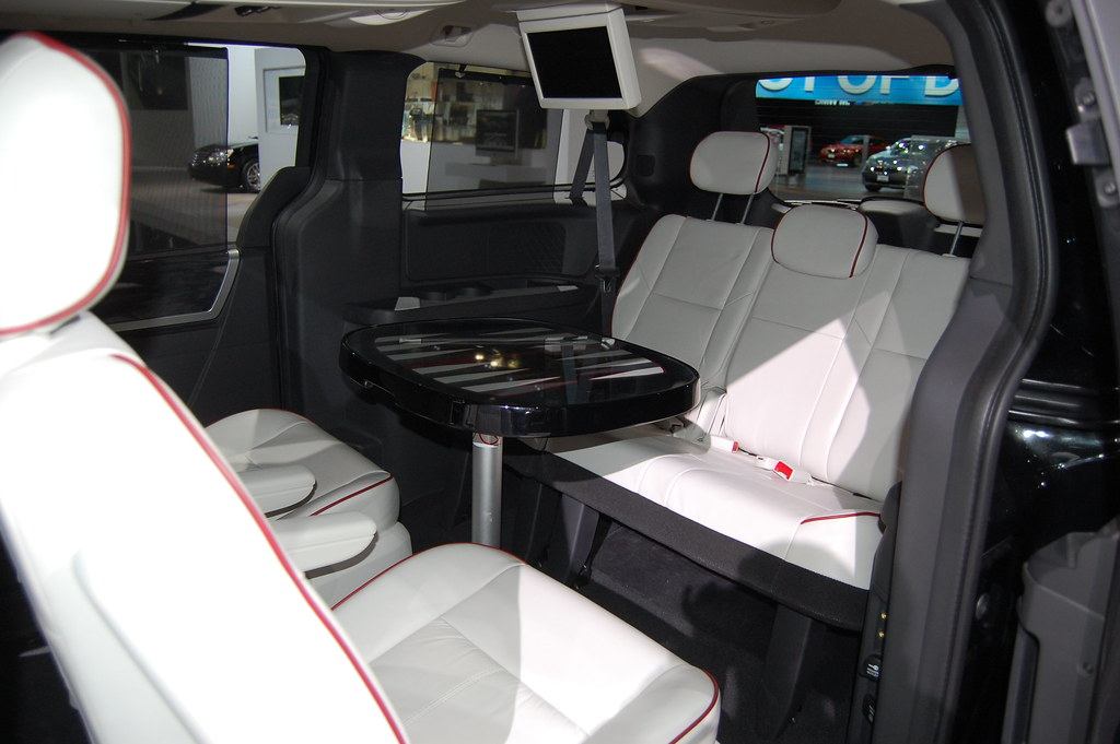 ... Backseats Of A 2010 Chrysler Town U0026 Country Interior @ The NY Auto Show  | By Amazing Design