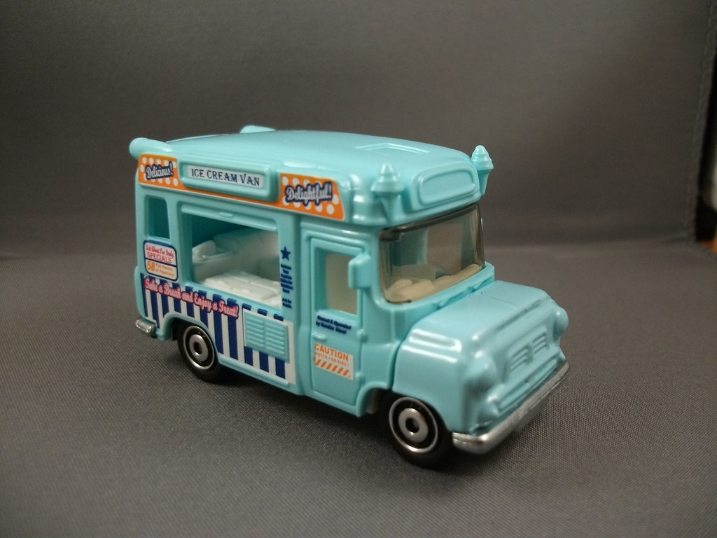 Delightful ... Matchbox Ice Cream Van | By Adriano_gatilho