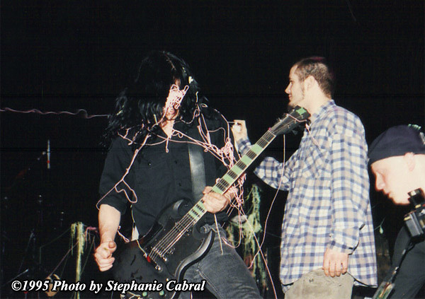 1995_ton_vegas_e | Type O Negative Kenny w/Phil Anselmo ... Negative Sign