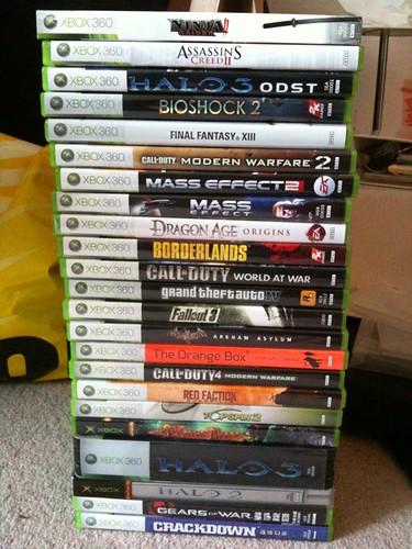e video games