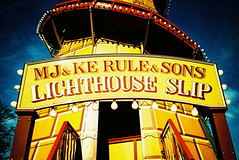 MJ & KE Rule & Sons Lighthouse Slip