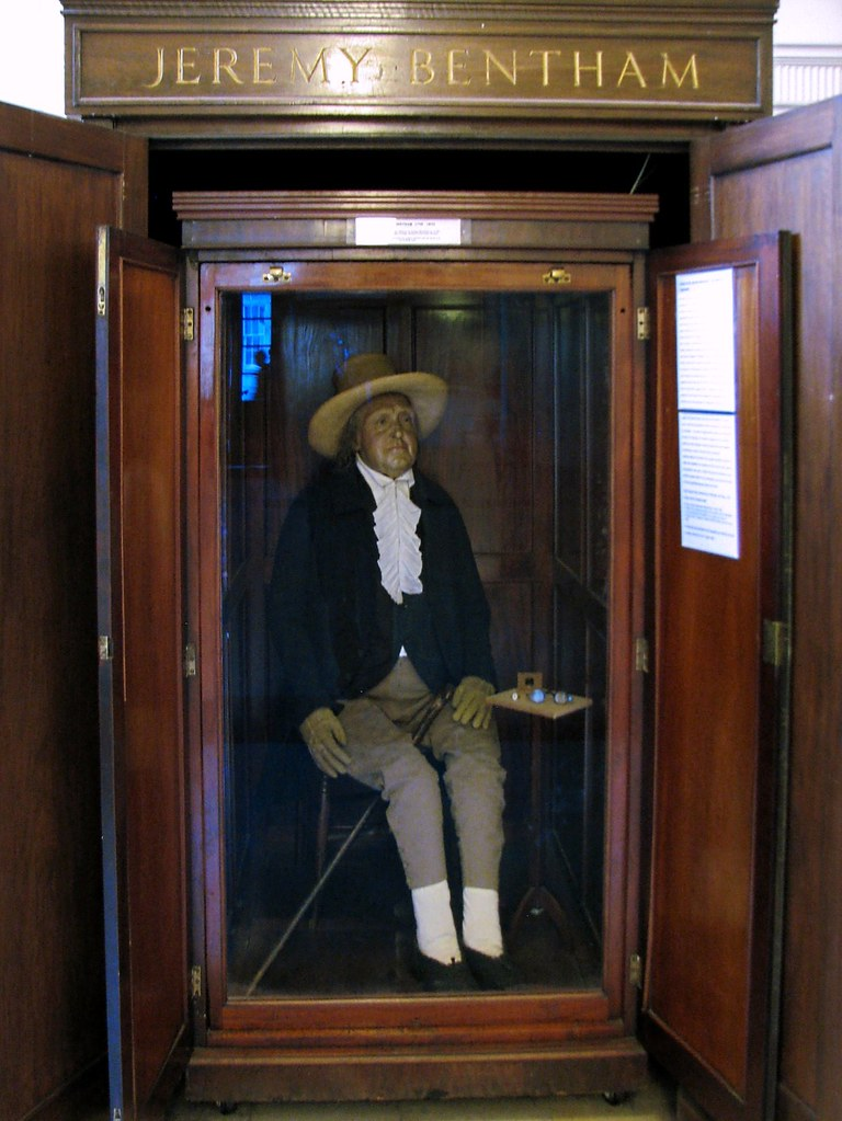 B And B Auto >> The Auto-Icon of Jeremy Bentham | I absolutely love this. Je… | Flickr
