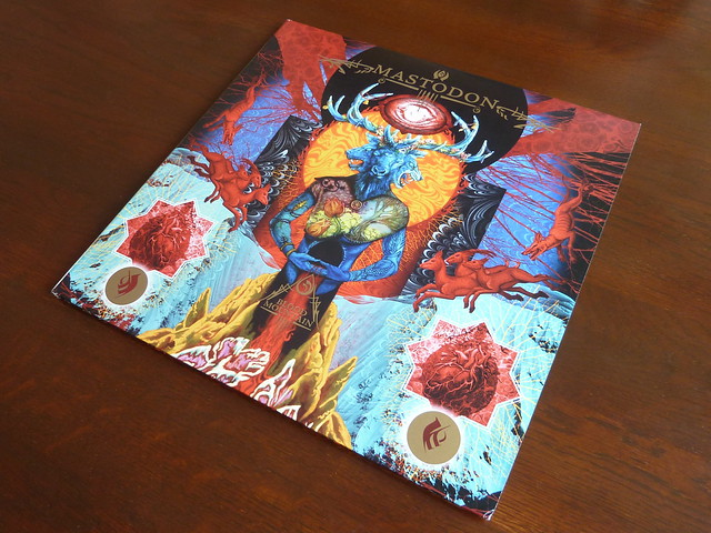 Mastodon Blood Mountain Limited Record Store Day